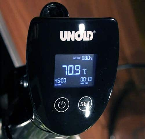 Roner Unold Stick Time Sous Vide cooker