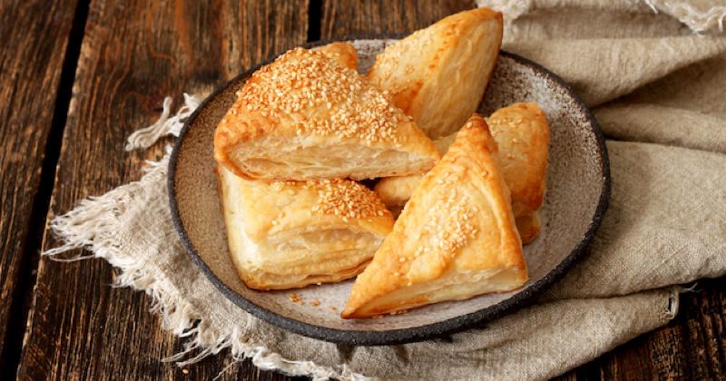 Delicias de queso de cabra y nueces
