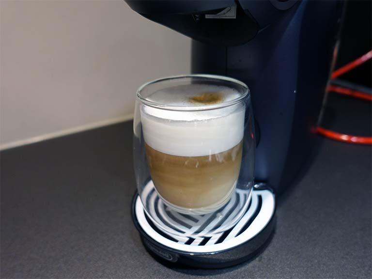 De'Longhi Nescafé Dolce Gusto Genio Touch Line leche