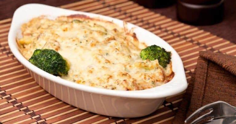 Lasagnes saumon brocoli