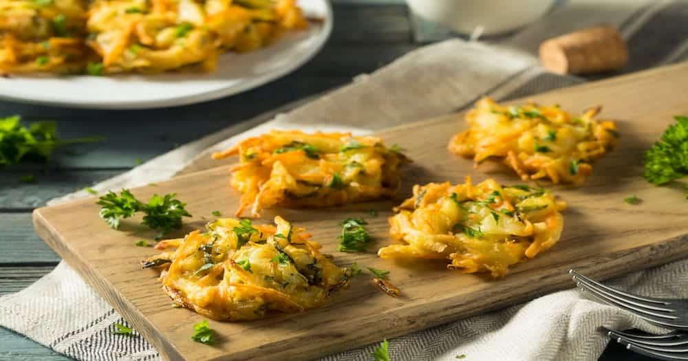 röstis con patatas tiernas