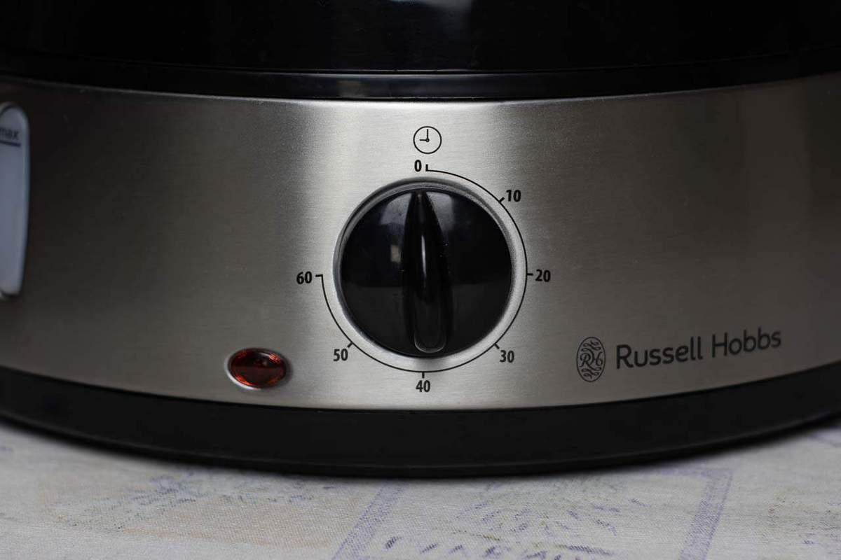 Revisión de la vaporera Russell Hobbs Cook@Home 19270-56